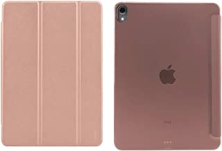 JCPal Joy-Color Ultrathin Clear Case (Rose Gold), for iPad Pro 11-inch