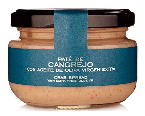 La Chinata Paté de Cangrejo con Aceite de Oliva Virgen Extra - 125 gr