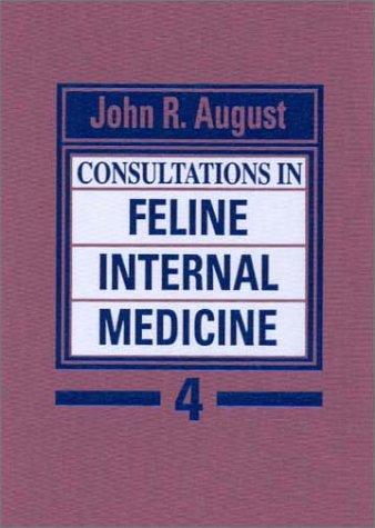 Consultations in Feline Internal Medicine PDF Books