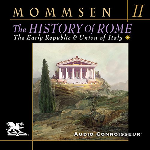 The History of Rome, Book 2 audiobook cover art
