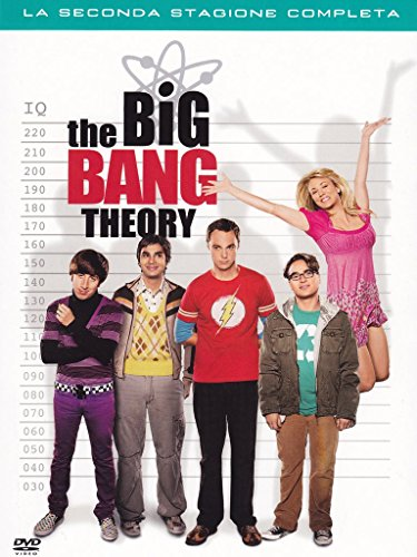 The Big Bang Theory - Stagione 2 (DVD)
