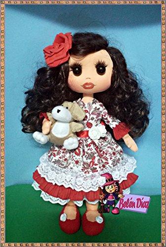 Kunst Puppe Interieur Puppe Handmade Puppe Liebe Puppe Tilda Puppe Rag Grey Puppe weiche Puppe russische Puppe Stoff Puppe Stoff Puppe