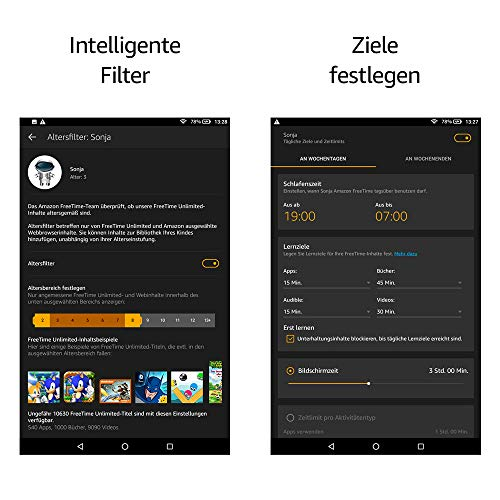 Amazon Fire HD 10 – Kinder-Tablet – Kids Edition (2020) – 10,1 Zoll, 32 GB - 6