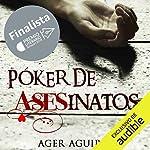 Póker de Asesinatos [Murder Poker] audiobook cover art