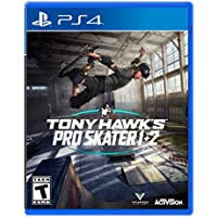 Tony Hawk's Pro Skater 1 + 2 Standard Edition for PlayStation 4 by Activision