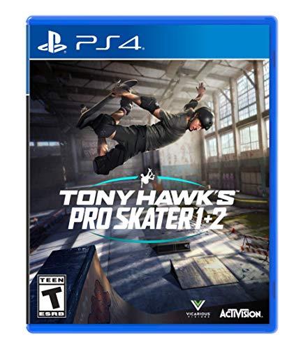 Tony Hawk Pro Skater 1 + 2 for PlayStation 4 [USA]