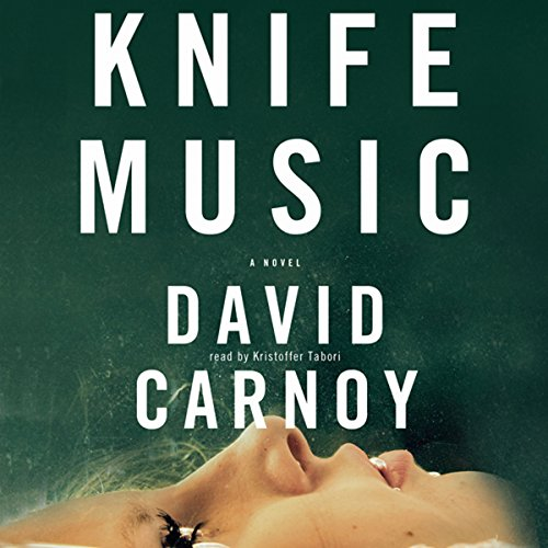 Knife Music audiobook cover art