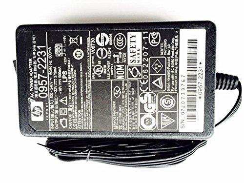 Drucker-Netzteil/ -Adapter HP 0957–2231AC, Output: 32/16V, 375/500 mA