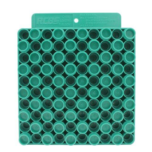 RCBS 09452 Universal Case Loading Block