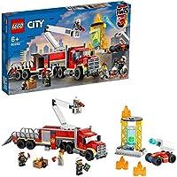 Lego 60282 60282 Strażacka Jednostka Dowodzenia
