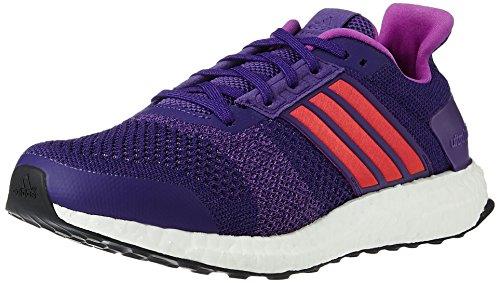 adidas Damen Ultra Boost ST W Laufschuhe, Varios Colores (Morado (Puruni/Pursho/Puruni), 38 EU