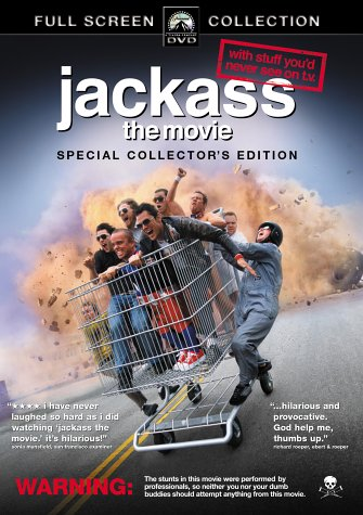 Jackass - The Movie (Full Screen Special Edition)