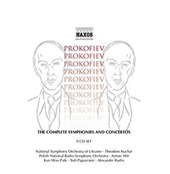 PROKOFIEV: Complete Symphonies and Concertos