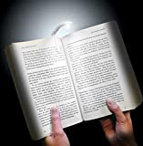 Inspiring Tech™ Battery Powered Super Bright LED Clip-on Style Reading Book Night Light