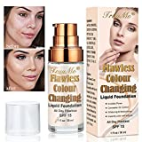 Color Changing Foundation, Make Up Flüssig, Flüssige Grundierung, Make up Concealer, Primer...