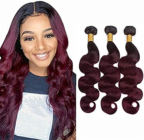 LCNING Wig Wigs Platinum Blonde Human Hair Bundles Peruvian Weaving Body Hair Bundles Remy Weave Blond Platinum Hair Weaving 100% Natural Hair 3 Bundles Hair for Daily Party (Color : G, Size : 75CM)