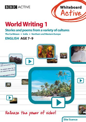 World Writing (age 7-9 ) Whiteboard Active Pack (BBC Active Whiteboard Active)