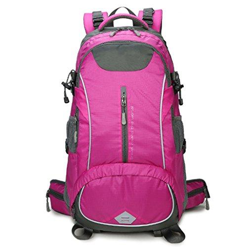Daorier 1Pcs Sac /à Dos Cordon en Oxford Textile Imperm/éable sac /à dos Drawstring Backpack sac Gym sack Sac de Randonn/ée Voyage Orange