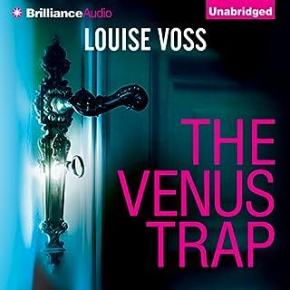 The Venus Trap audiobook cover art
