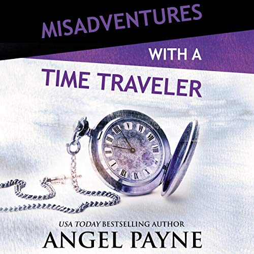 Misadventures with a Time Traveler audiobook cover art