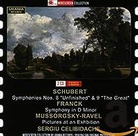 Schubert/ Symphonies No.8 & 9