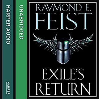 Couverture de Exile's Return