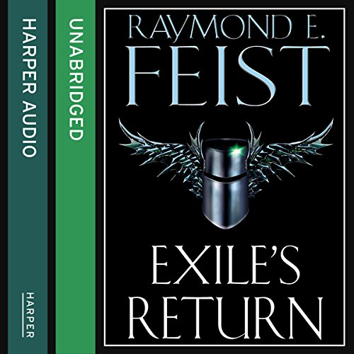 Exile's Return audiobook cover art