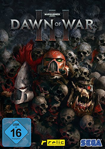 Warhammer 40.000: Dawn Of War III [Importación alemana]