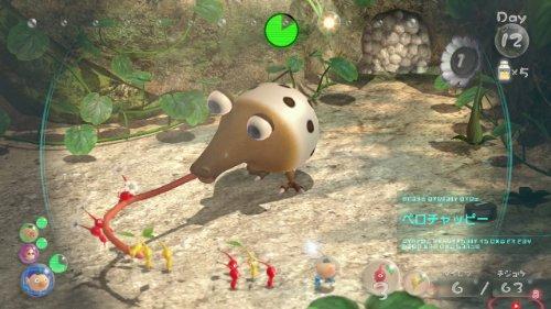 ピクミン3-WiiU