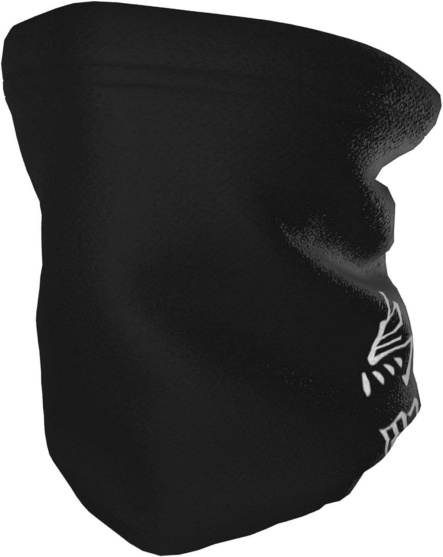 Haikyuu Logo Stylish Exquisite Customized Anime Kids Neck Warmer Neck Gaiter Face Mask Reusable Washable Bandana Balaclava