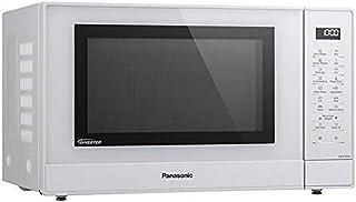 Panasonic NN-ST45KWEPG | Four Micro-Ondes Solo, 32 L, Technologie Inverter, Micro-Ondes 1000 W, Plateau tournant 34 cm, 21...
