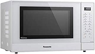 Panasonic NN-ST45KWEPG | Four Micro-Ondes Solo, 32 L, Technologie Inverter, Micro-Ondes 1000 W, Plateau tournant 34 cm, 21...