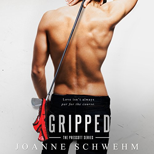 Gripped audiobook cover art