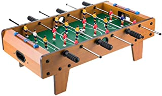 SZNWJ Foosball Table, Mini Tabletop Billiard Game Accessories Soccer Tabletops Competition Games Sports Games Family Night
