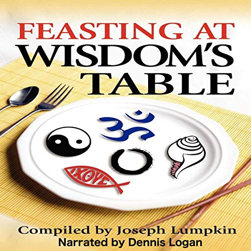 Feasting at Wisdom's Table cover art