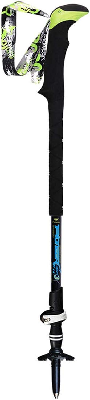 JESSIEKERVIN YY3 Alpenstocks Lock Lock Lock Leichte Outdoor Sports Einziehbare Wandern Kohlefaser Hohe Härte DREI Sticks Für Outdoor Kletterer B07MVX41S3  Preiszugeständnisse e5f297