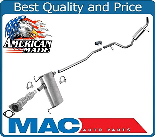 100% New for 99-03 Windstar Flex Pipe Muffler Exhaust Pipe System Made in USA