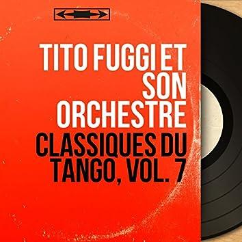 Classiques du tango, vol. 7 (Mono Version)
