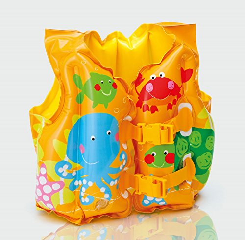 Intex Vest Swim Fun Fish 2-4yr Child