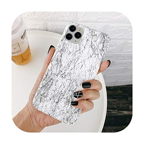 VACHE - Carcasa para iPhone 6, 6S, 7, 8 Plus, color blanco