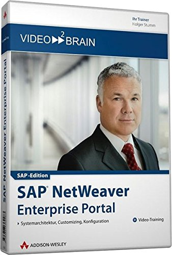 video2brain SAP NetWeaver Enterprise Portal
