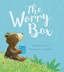 The Worry Box - children's book for kids who worry