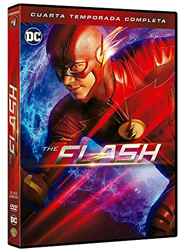 Flash Temporada 4 [DVD]