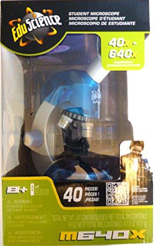 Edu Science M640x Microscope - Blue