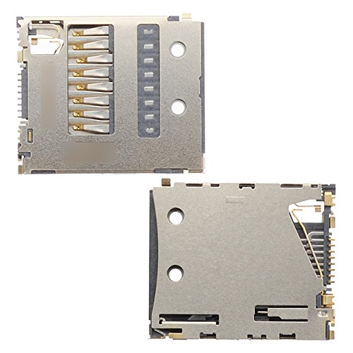 BisLinks®® Für Sony Xperia Z2 D6502 D6503 Mikro SD Erinnerung Karte Leser Halter Slot Socket