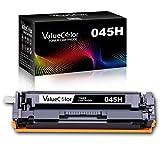Valuecolor Compatible Toner Cartridges Replacement for Canon Cartridge 045 045H CRG-045H for Canon Color imageCLASS MF634cdw MF632cdw LBP612cdw MF633cdw MF635cx LBP611cn MF613cdw (1 Black)