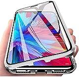 para sakura Coque pour Huawei P Smart 2020 - Résistante aux chocs - Magnétique - Fine -...