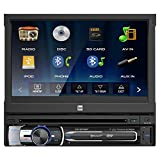 Dual Electronics XDVD176BT 7' LED Backlit Touchscreen LCD Single DIN Car Stereo