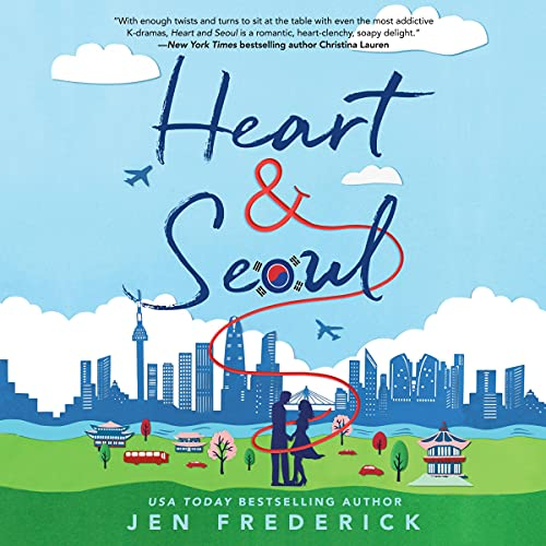 Heart and Seoul cover art