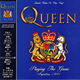 Queen: Playing the Game Argentina 1981 (Vinyl Clear Limited Edt.) [Vinyl LP] (Vinyl (Limited Edition))